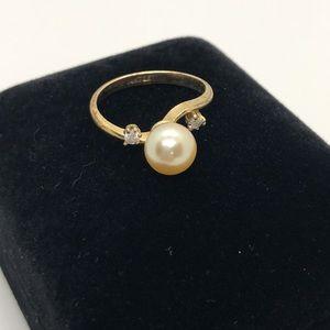 Ring & Earrings Set